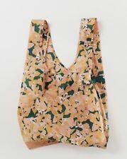 BAGGU BLUSH BOUGAINVILLEA Standard Size Reusable Bag - Discontinued Pattern -NWT