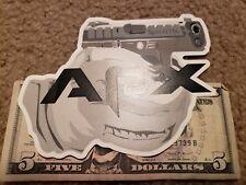 OEM Original Beretta APX Handgun Tactical Vinyl Sticker/Decal