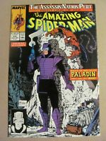 Amazing Spider-Man #320 Marvel Comics 1963 Series Todd McFarlane 9.2 Near Mint-