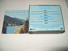 Readers Digest Glorious Songs Great Voices 6 cd box set 107 tracks 1990