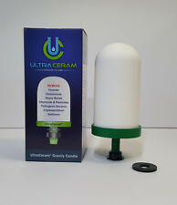 Ultraceram Fluoride Removal Filter Cartridge for Gravity Filters