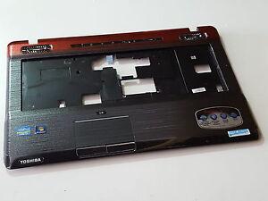 Genuine Toshiba Qosmio X775 Palmrest & Touchpad K000126790 AP0IB000300-992