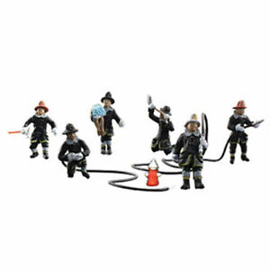 Woodland Scenics WOOA1961 HO-Scale Rescue Firefighters