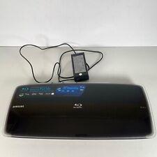 Samsung BD-P4600 Blu-Ray Disc Player Black No Remote Control