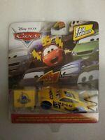 NIP Disney Pixar Cars Fan Favorites Dinoco Cruz Ramirez With Tool Cart Diecast