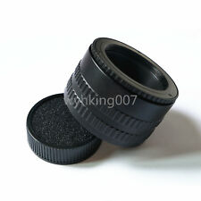 M52 to M42 36-90mm Adjustable Focusing Helicoid Adapter Macro Extension Tube cap