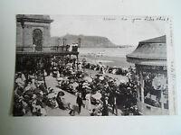 Vintage Postcard The Spa Scarborough Franked+Stamped 1904