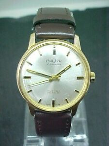 Vintage paul Jobin 17 jewel Wrist watch Switzerland