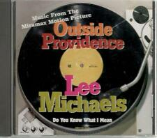 Lee Michaels, From Outside Providence; 1 track Rare Promo CD Single