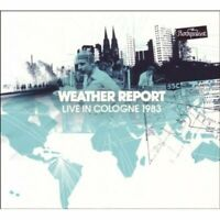 Weather Report - Live in Cologne 1983 [CD]