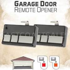 2 Car Garage Remote For Sears Craftsman LiftMaster 971LM 972LM 973LM 139.53681B