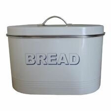 Boites en métal à pain, huches et paniers pour le rangement de la cuisine