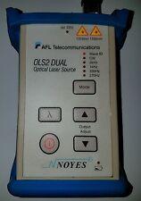 Noyes OLS2 - DUAL LASER SOURCE FOR SINGLE MODE FIBER 1310 1550