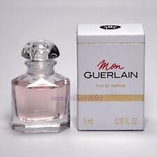 MON GUERLAIN Eau de Parfum  5 ml Miniature Mini Perfume Bottle New in Box