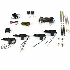 4 Door Remote Central Lock Kit