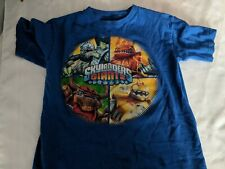 Boise Skylander Giants T-shirt With One-Size Small 6 - 7 – Blue