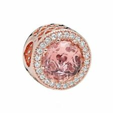 Pink Rose Gold Fine Charms