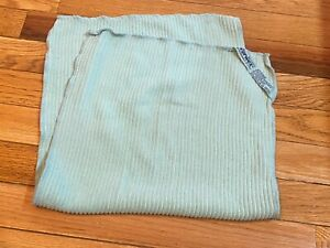 Norwex Teal Aqua Kitchen Towel Microfiber with Silver Antimicrobial Cleaning