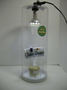 """Original """"CLONE DOME"""" Very Unique NIGHT LAMP,12v,2w LED Cob Grow Light      !"""