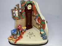 Hummel Goebel 2000 Scapes Christmas Time Musikfest Collection COA Xmas 1038 New