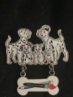 Disney WDW A Family Pin Gathering 2004 Dalmatian Family LE Pin 32608