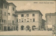 ARPINO, Caserta. Convitto Nazionale Tulliano. Cartolina viaggiata nel 1914