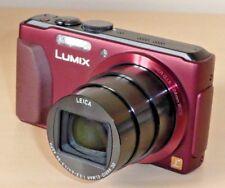 Panasonic LUMIX DMC-TZ40 / DMC-ZS30 18.1MP Digital Camera - RED