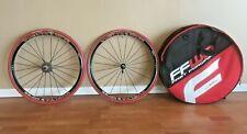 Vuelta Corsa Road Bike Wheelset With Wheel bag - Hutchinson Tires - SRAM PG 1070