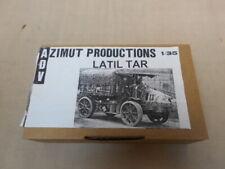 Adv Azimut Productions Latil Tar Resin Kit 1/35