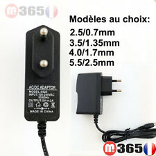 5V 2A 2000mA UE Plug Chargeur AC 100-240V À DC 5V 2A Adaptateur alimentation