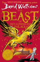 The Beast of Buckingham Palace by David Walliams - Childrens Book - Hardback