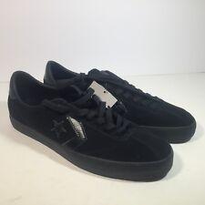 Converse All Star Break Point Suede Skate Shoes Black 153988C  Size 10.5 Men,12W