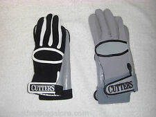 CUTTERS 017 YOUTH/ADULT OLD STYLE ORIGINAL RECEIVER GLOVE - ONE PAIR