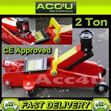 New Hydraulic Jack Car Van 4x4 2Tonne 2Ton 2000Kg Hydraulic Lifting Trolley Jack