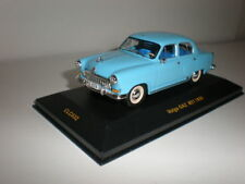 """1/43 IXO MODELS CLC032 GAZ M21 """"VOLGA"""" 1959 BLUE"""