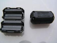 Anillo de Ferrita TDK ZCAT 2035-0930 A Negro Clip en 8 mm Cable OM0990A