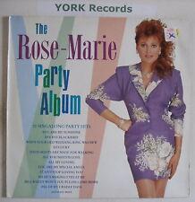 ROSE MARIE - Party Album - Excellent Con LP Record