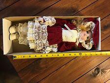 Dynasty Collectible (Fleurette) 14 inch doll by Seymour Mann