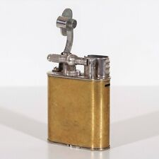 Vintage Dunhill Petrol Turbo Lighter Palladium UNIQUE