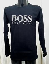 Hugo Boss Crew Neck T-shirt Short Sleeve Only 14.99 2xl Navy Blue Cotton