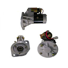 Fits OPEL Campo 2.5 TD Starter Motor 1989-1997 - 15275UK