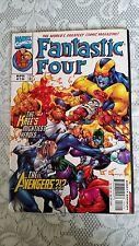 Fantastic Four  No.16  VOL 3  APR 1999 (MARVEL)