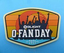 Olight Patch (O Fan Day 2021)