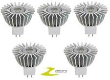 Zenaro 5x LED GU 5,3 MR16 Strahler Spot Lampe Leuchte 5000K Leuchtmittel LEDs