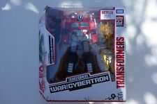 Hasbro Transformers Generations War For Cybertron Autobot Optimus Prime NETFLIX