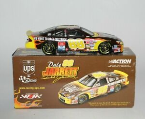 Dale Jarrett 2001 #88 UPS Race The Truck Ford Taurus 1:24 Action Limited Ed