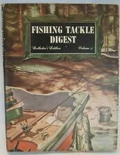 FISHING TACKLE DIGEST 2ND ANNUAL 1949 ED. VOL 2