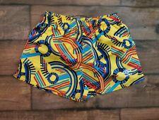 Umbro Signal Swim Shorts Yellow Men's Size Medium BRAND NEW