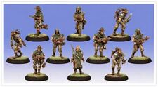 Warmachine - Mercenary - Croe's Cutthroats - Unit of 10 MIB