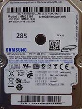 320GB Samsung HM321HI /U | 2010.07 | PCB: MERCURY REV.07 #285